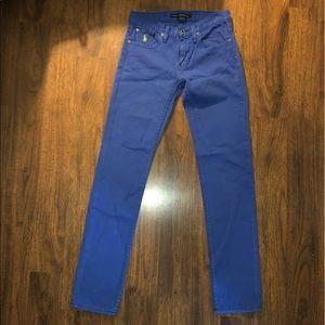 🎉SALE🎉 GUC Ralph Lauren Sport Blue Jeans